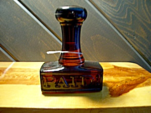 Avon Stamp Decanter For Men
