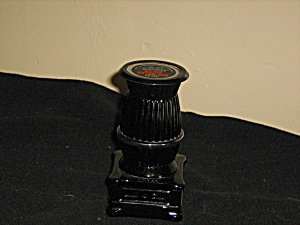 Avon Vintage Pot Belly Stove Bravo After Shave