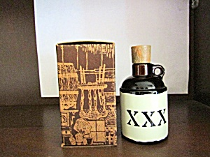 Avon Vintage Little Brown Jug Deep Woods After Shave