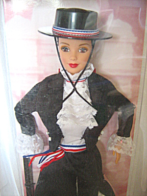 Barbie Collector Dolls Of The World Chilean