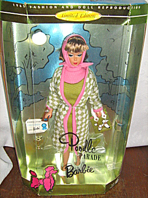 Poodle Parade Barbie Limited Edition