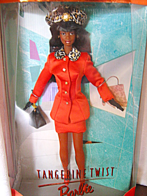 Fashion Savvy Collection Tangine Twist Barbie