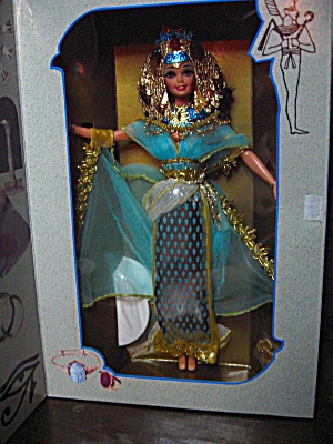 Egypcian Queen Barbie Great Eras Collection