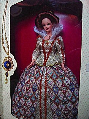 Elizabethan Queen Barbie Great Eras Collection