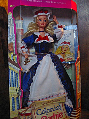 Special Edition America Stories Colonial Barbie