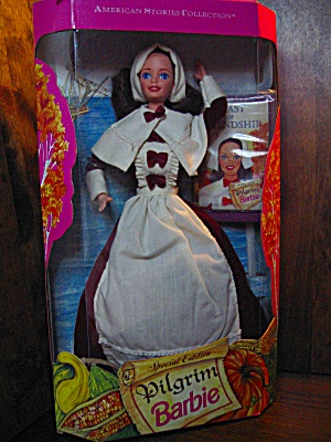 Special Edition American Stories Pilgrim Barbie