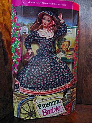 Special Edition American Stories Pioneer Barbie