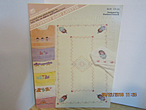 Banar Designs Cross Stitch Southwest Baby Layette #134