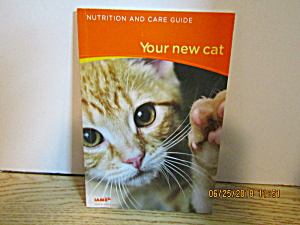 Your New Cat Nutrition & Care Guide