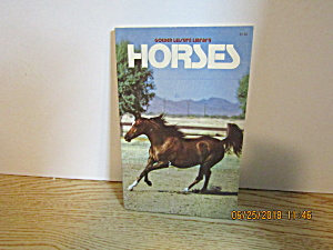 Golden Leisure Library Horses
