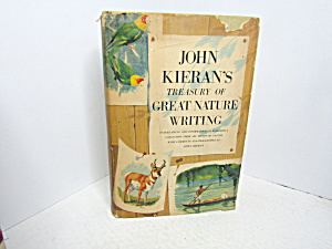 John Kieran's Treasure Of Great Nature Writing