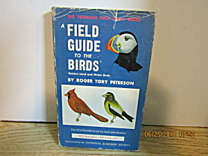 A Field Guide To The Birds Eastern Land & Water Birds