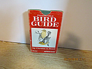 Pocket-field Bird Guide Land Birds East Of The Rockies