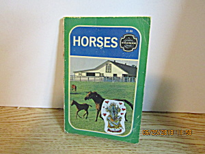 A Golden Handbook Guide Horses