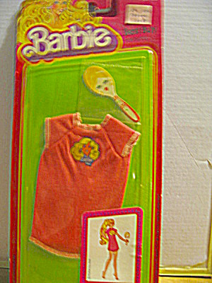 Vintage Barbie Best Buy Fashion #3635 Pink Nightgown