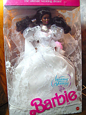 Barbie Ethnic Wedding Fantasy Doll