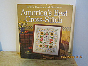 Better Homes & Gardens America's Best Cross-stitch