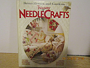 Better Homes & Gardens Treasury Of Needlecraft