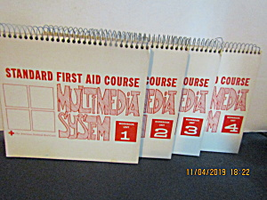 Vintage Standard First Aid Course Multimedia System