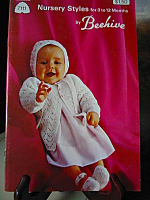 Beehive Nursery Styles  Booklet #7111 (Image1)