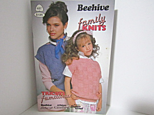 Beehive Family Knits Booklet #487
