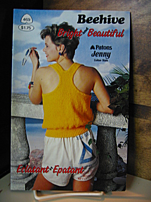 Beehive Bright & Beautiful Jenny Style Booklet #469