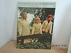 The Bernat Book Of Irish Knits #145