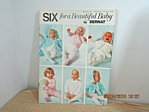 Bernat Six Classic Sweaters For Babies #157