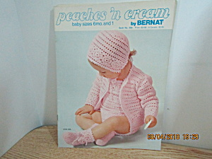 Bernat Peaches'n Cream #255