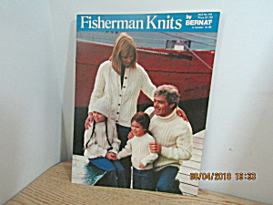The Bernat Book Of Fisherman Knits #279