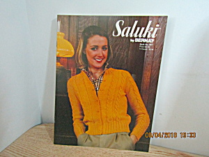 Bernat Saluki Women's & Men's Sweaters #281