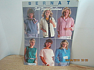 Bernat Women's Full Figure Fashions #554