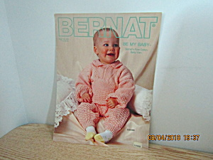 Bernat Booklet Be My Baby #606
