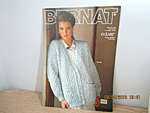 Bernat Women's Eclair Bulky Weight Fashions #656
