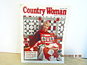 Craft Magazine Country Woman Nov/dec 1999
