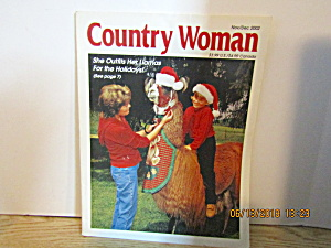 Craft Magazine Country Woman Nov/dec 2002