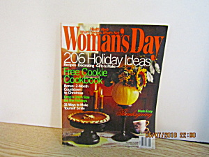 Woman's Day Magazine 206 Holiday Ideas Nov/16/2004