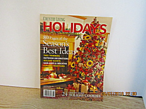 Country Living Holidays Special Edition 2006