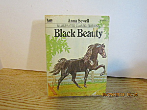 Illustrated Classic Editions Black Beauty #4504