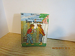 Illustrated Classic Editions Adventures Of Tom Sawyer