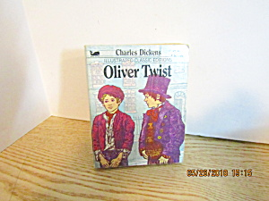 Illustrated Classic Editions Oliver Twist