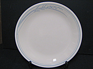 Corelle Blue Lily Luncheon Plate