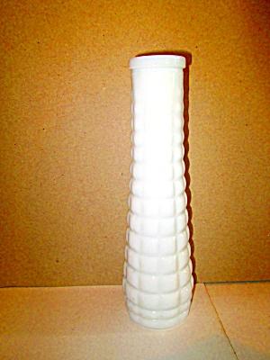 Vintage Randall Milk Glass Bud Vases