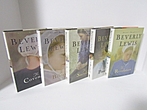 Beverly Lewis Series Abram's Daughters Book Set
