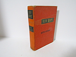 Vintage Book New Hope