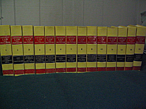 American Law And Procedure Book Set