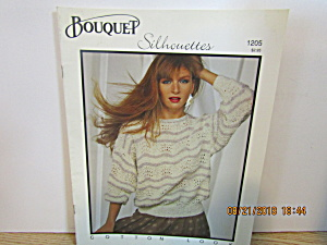Bouquet Women's Sweaters Silhouettes  #1205 (Image1)