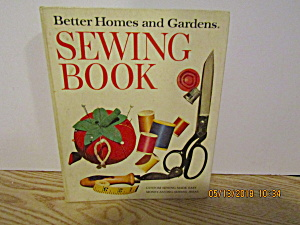 Vintage Better Homes & Gardens Sewing Book