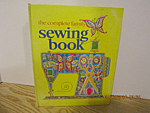 Vintage The Complete Family Sewing Book