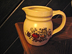 Mccoy Spice Delight Cream Pitcher
